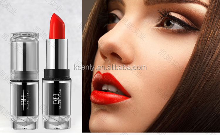 Wholesale sex long lasting private logo brand name high pigment lipstick