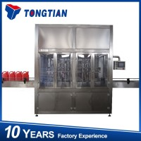 Turbo Engine Oil filling machines