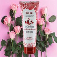 Rose Revitalizing Peeling Gel To Remove Dead Skin, Whitening Peeling Gel