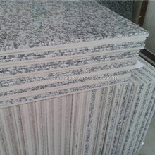 Eson Stone grey granite ceramic tile laminated thin tile and stone for floor and wall