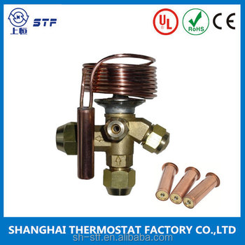 R22 R134a Thermostatic Expansion Valve for Refrigerator