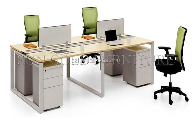 persone workstation mobili per ufficio box office( sz- od014)-Tavolo ...
