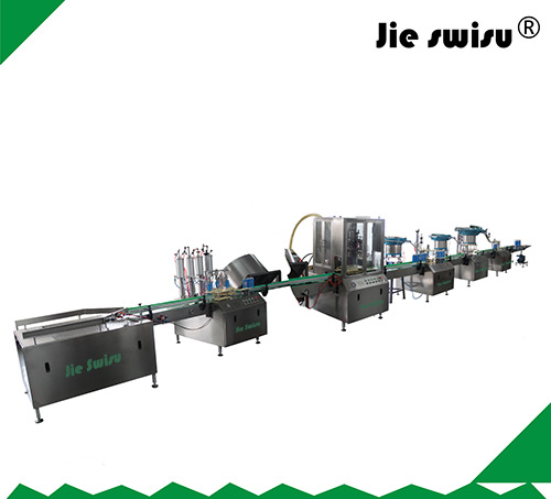 Automatic Bag On Valve Spray Aerosol Filling Machines