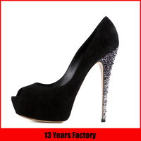 super high heel pump shoes