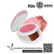 natural and fresh colour cheeks baked powder