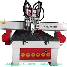Woodworking cnc router machine multi process cnc machine for relief carving/door making/panel furniture making