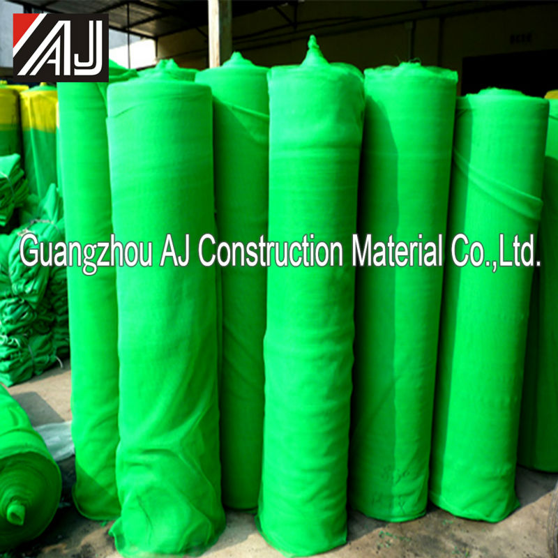 High Quality Construction Safety Netting Used with Scaffolding(made in Guangzhou)