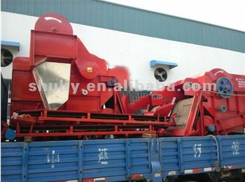 Duplex peanut picking machine/peanut picker/groundnut picker(wet and dry)