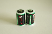 14x25.2mm Max Size and LiSoCl2 3.6v 1200mAh China Primary Battery Battery ER14250