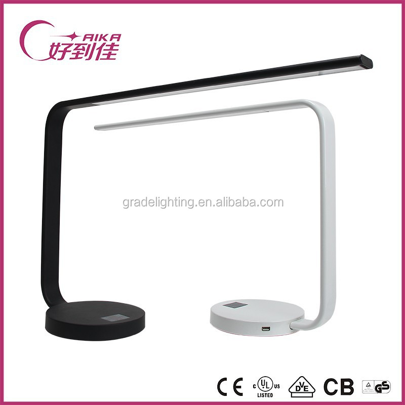 New arrival 10W led kids smart dimmable desk lamp and color adjustable table lamp for desk UL listed