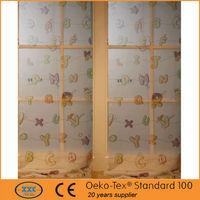 2015 Latest new design photo print curtains