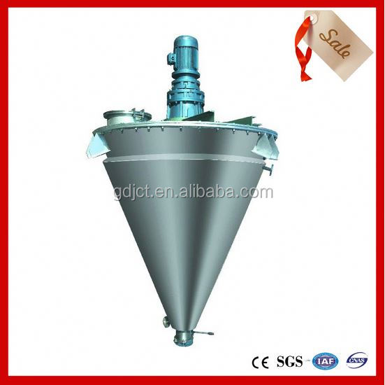 JCT stainless steel oil based paint dissolving mixer blender powder nauta mixer
