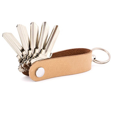 Perfect Gift Package Durable Premium Quality Cowhide Leather Key Holder