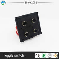 Fuses holders DC 12V 24V rotary limit oil pressure switch