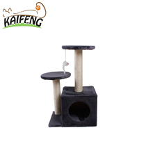 Modern Design Lightweight Hot Sale Cat Tree Natural Cat House