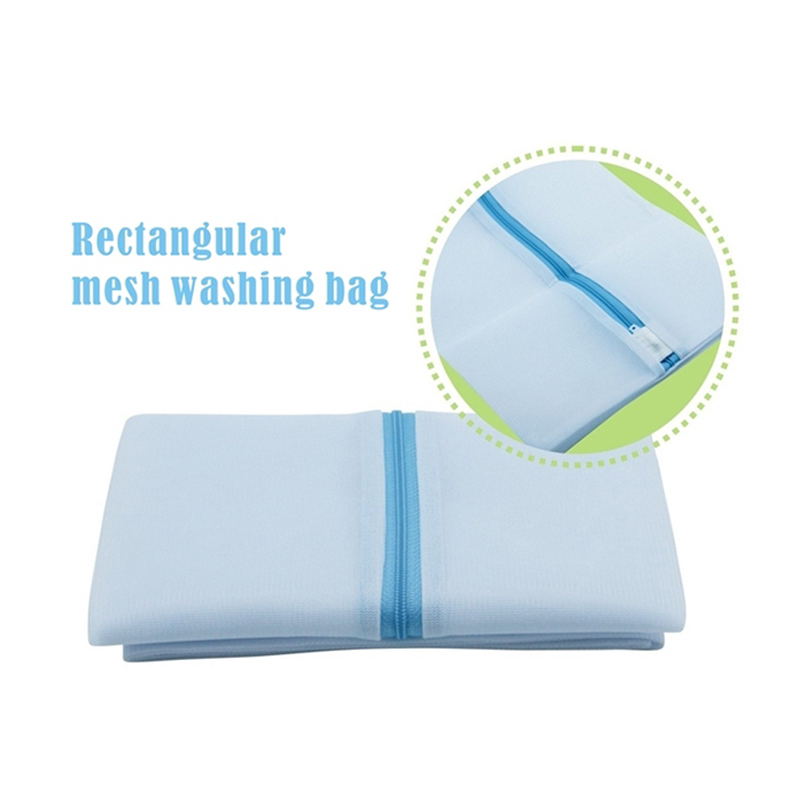 wholesale clothing packaging net polyester mesh laundry bags