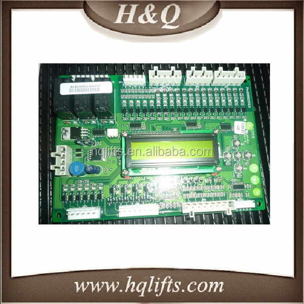 HQ Elevator MPU Board TOMCB V2.3 PCB board for elevators