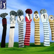 Newest novelty custom pu white golf putter covers