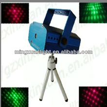 low price rg 130mw 12v mini laser light with mp3 and usb ys-901