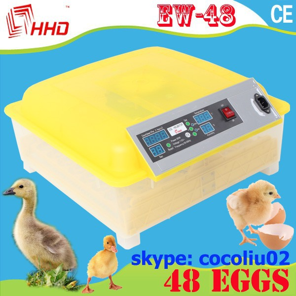 Hatching equipment incubator machine for chicken eggs with CE approved