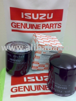 Japan 8973299420 Genuine Parts Isuzu NHR Car Oil Filter