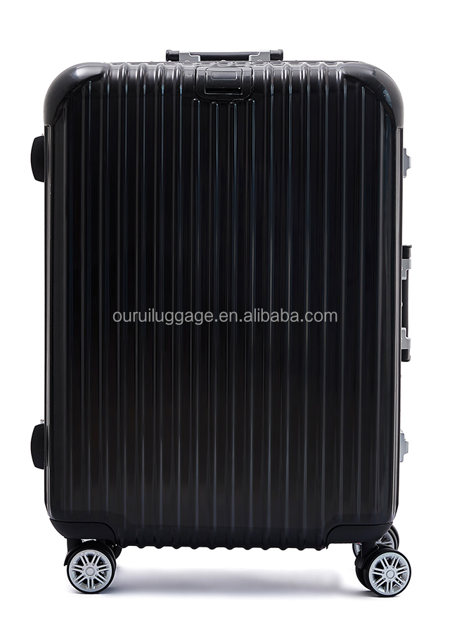 lightweight abs pc trolley suitcase/trolley case/luggage and bags