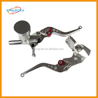 Dirt bike pit bike good performance universal cnc pulsar 180 brake and clutch lever