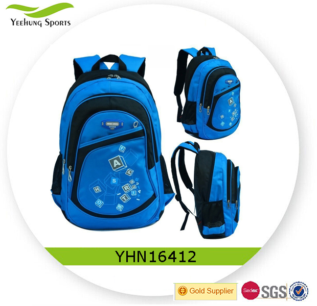 Waterproof School Backpack Outdoor Sports School Bag