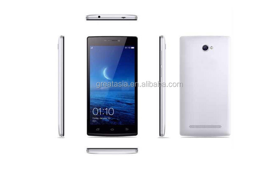 6 Inch Capacitive Touch Screen MTK6572 Android 4.2 Dual Core Smart Phone 3G Cell Phone cheap moblie phone