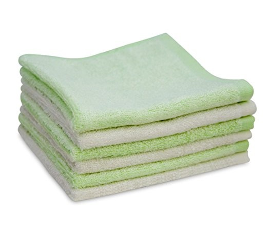 Soft Fabric Towels 100% Organic 2017 Amazon Wholesale Bamboo Baby washcloths