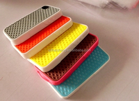 OEM/Customized shockproof soft silicone rubber mobile/cell phone cover/case