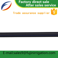 Hot selling West Europe irrigation supply gated irrigation pipe