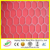High Quality Galvanized Hexagonal Wire Mesh/PVC Coated Hexagonal Wire Netting(Manufacturer)