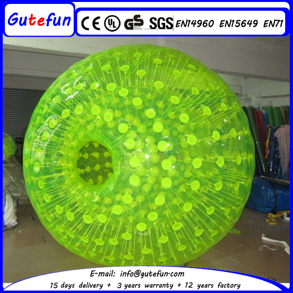 Fixed model no.1 chinese manufacturer inflatable zorb balls for adults and kids
