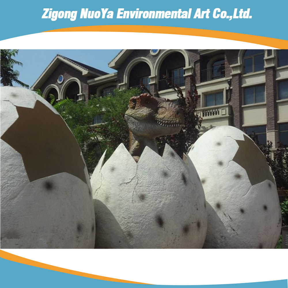Artificial Dinosaur Egg for Park