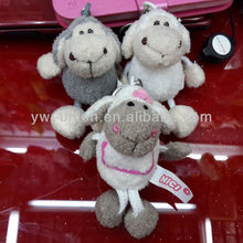 2015 hot sale plush sheep toy , China new year mascot plush sheep lamb