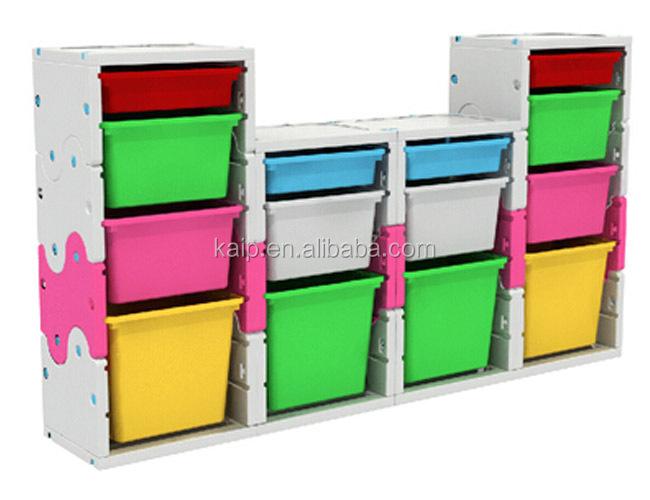praktische 4 schubladen aus kunststoff aufbewahrungsbox mit schloss speicherkasten und beh lter. Black Bedroom Furniture Sets. Home Design Ideas
