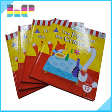 cute eco friendly baby photo album cardboard educational books for children