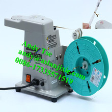 Baking bread bags sealing rope strapping machine