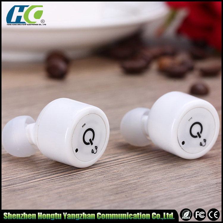 2017 the world's biggest global shopping festival hot selling mini bluetooth earbuds,wireless bluetooth earphones