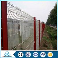 Best selling products used chain link fence panels cheap for sale