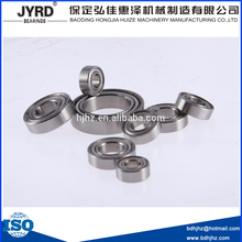 S688ZZ stainless steel deep groove ball bearing