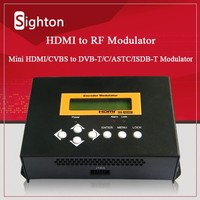 MPEG 2/4 HDMI to ATSC Encoder Modulator
