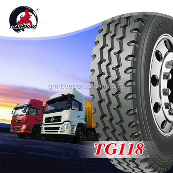 Chinese Radial Truck Tire 7.00R16, 7.50R16 with Competitive Price
