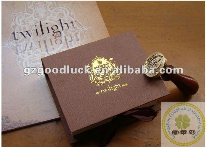 Custom Design Wax Seal Stamp/Family Crest Wax Seals