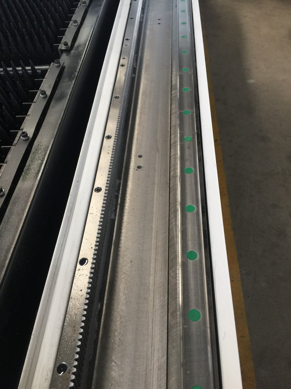 laser metal sintering machine
