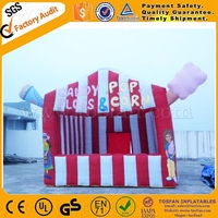 Colorful inflatable tent small inflatable tent prices F4101