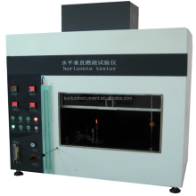 Lab Testing Equipment UL94 Standard+ Vertical Burning Test Apparatus