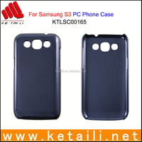 For Samsung S3/4/5 Blank Plastic Mobile Phone Cover Manufacturer