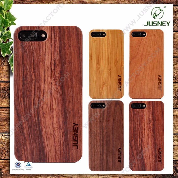mobile phone accessories,new bamboo wood phone case for iphone7mobile phone accessories